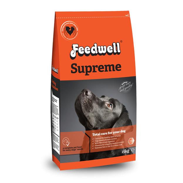 Feedwell Supreme 15kg Precious Pets Cavan