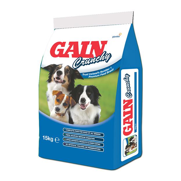 Gain Crunchy 15kg Precious Pets Cavan
