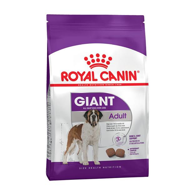 Royal Canin Gaint Adult 15kg Precious Pets Cavan