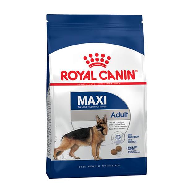 Royal Canin Maxi Adult 15kg Precious Pets Cavan