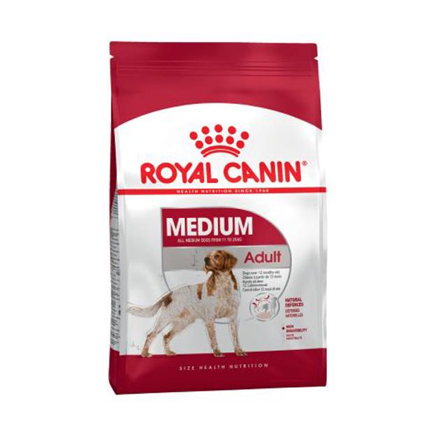 Royal Canin Medium Adult 15kg Precious Pets Cavan