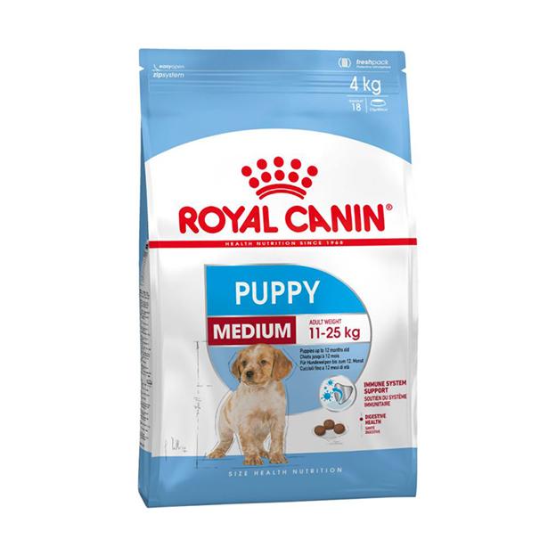 Royal Canin Medium Junior 15kg Precious Pets Cavan